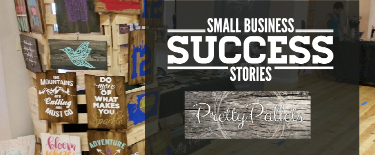 Small Business Success Stories Pretty Pallets