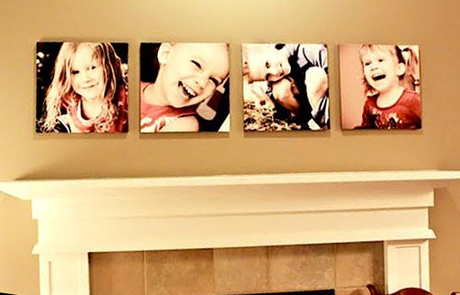 How to Design Your Canvas Wall Gallery | Signs.com Blog