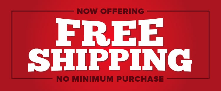 Signs.com Free Shipping