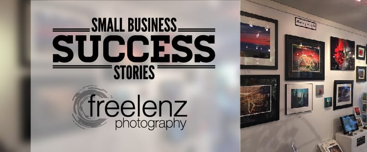 Freelenz Photography Small Business Success