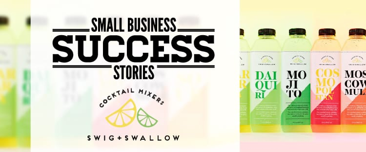 Swig + Swallow Small Business Success Story