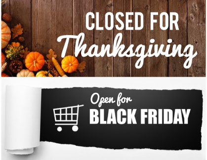 Free Thanksgiving Printable Sign Template