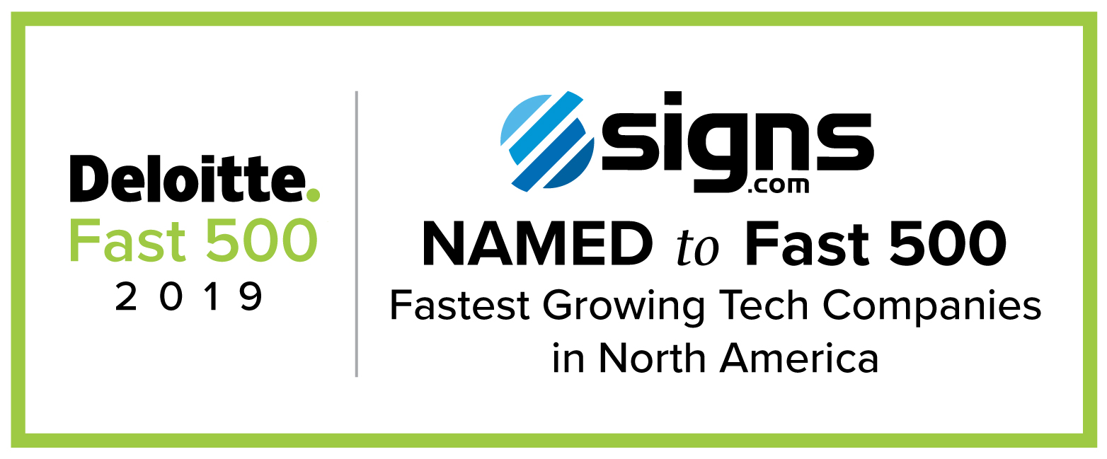 Signs.com named to Deloitte Fast 500