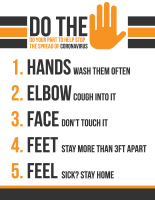 Do the Five Downloadable Sign