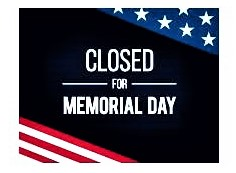 Memorial Day Closed Sign Template from www.signs.com