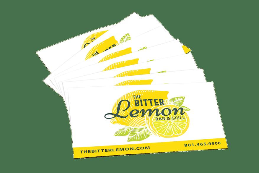 Promotional Magnets - BitterLemon - Fan Optimized