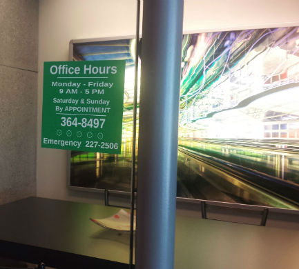 Office Hours Decal