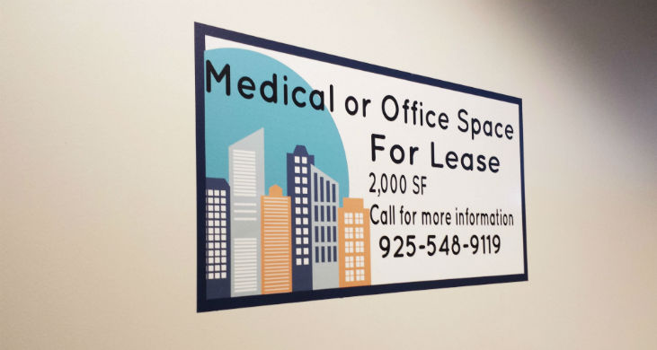 Medical Office Wall Decal