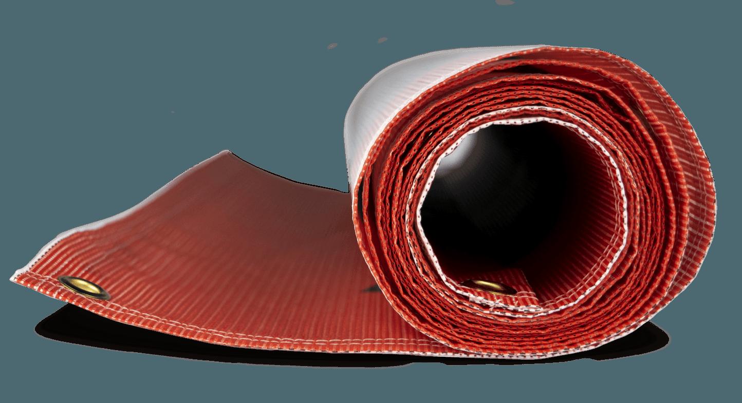 Inner CircleMerica Wind-Resistant Outdoor Mesh Vinyl Banner 9x6 CGSignLab