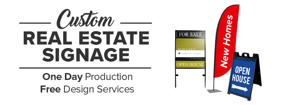 Real Estate Signs | Signs.com