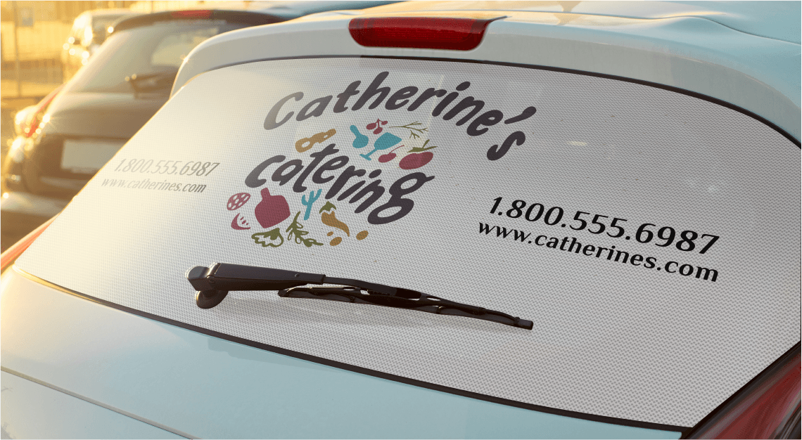 used car window sticker template free