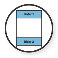 Riders Icon