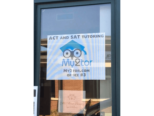 Perforated Window Decals Signscom