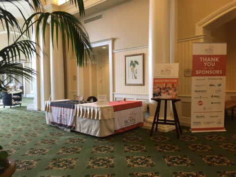 BCA Table Runners, Foamboard, and Retractable Banner