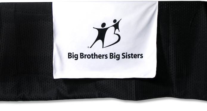 big brothers big sisters table runners