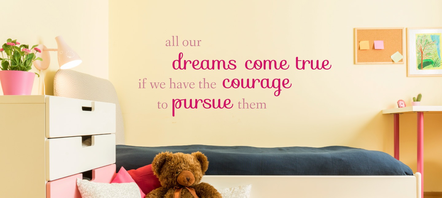 With vinyl wall quotes and graphics the walls in your home no longer need to be bare and dull. Available in over 30 colors your walls will come to life ... : wall art quotes for bedrooms - www.pureclipart.com