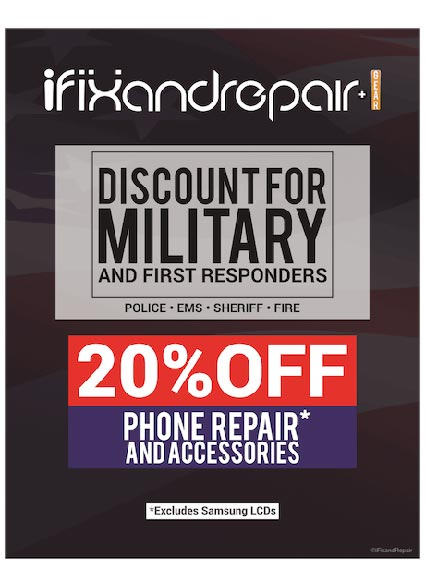 iFixandRepair promotion poster