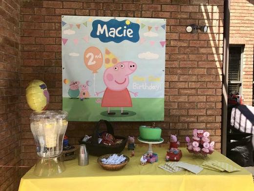 Macie Banner