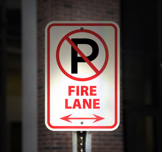 """Large Metal Aluminum No Smoking Signs X2 27/"""" X 4/"""" Long"""